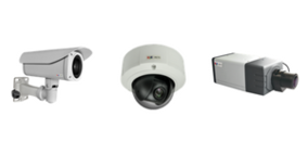 ACTi CCTV Security Cameras and VMS