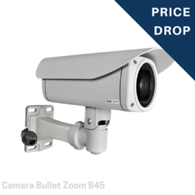 Camera Bullet Zoom - 2MP Zoom Bullet with D/N - B45